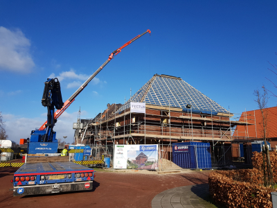 Nieuwbouw woning Hardenberg